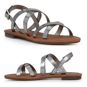 Sam Edelman  Cross-Strap Sandal